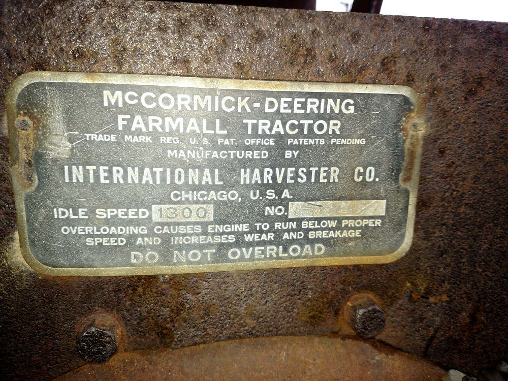 FARMALLREGULARTRACTOR2729