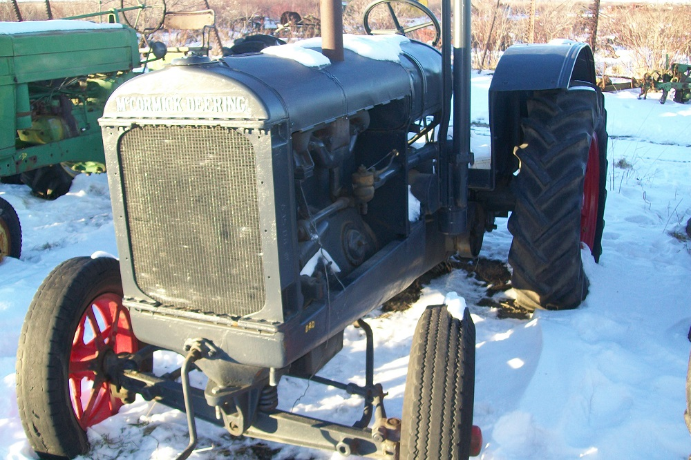 MCCORMICK1530TRACTOR3531
