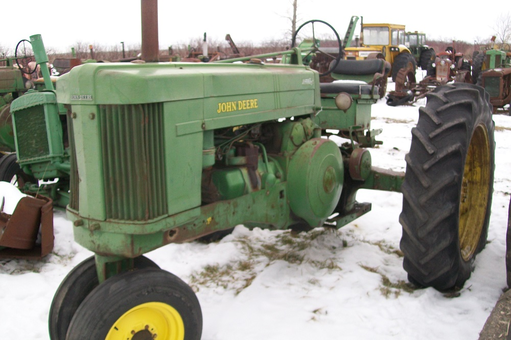 Biewer Tractor Salvage