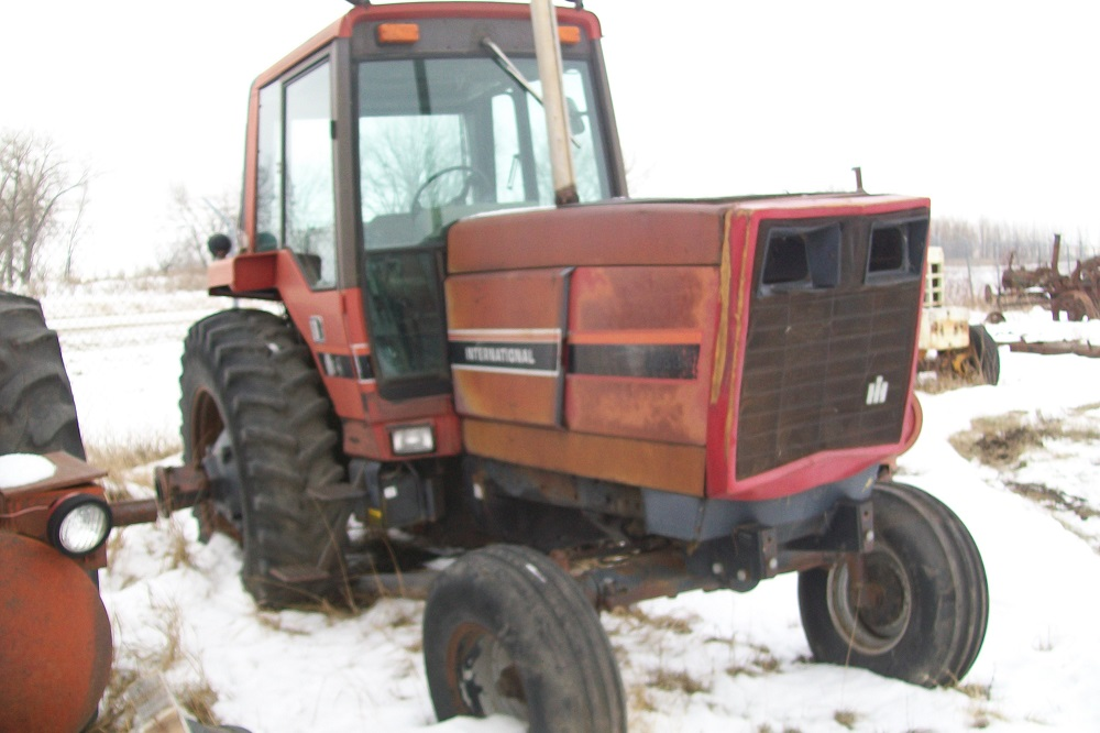 IH5088TRACTOR3143