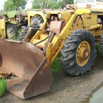 CASEW9PAYLOADERTRACTOR2948