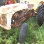 FORD9NTRACTOR4554