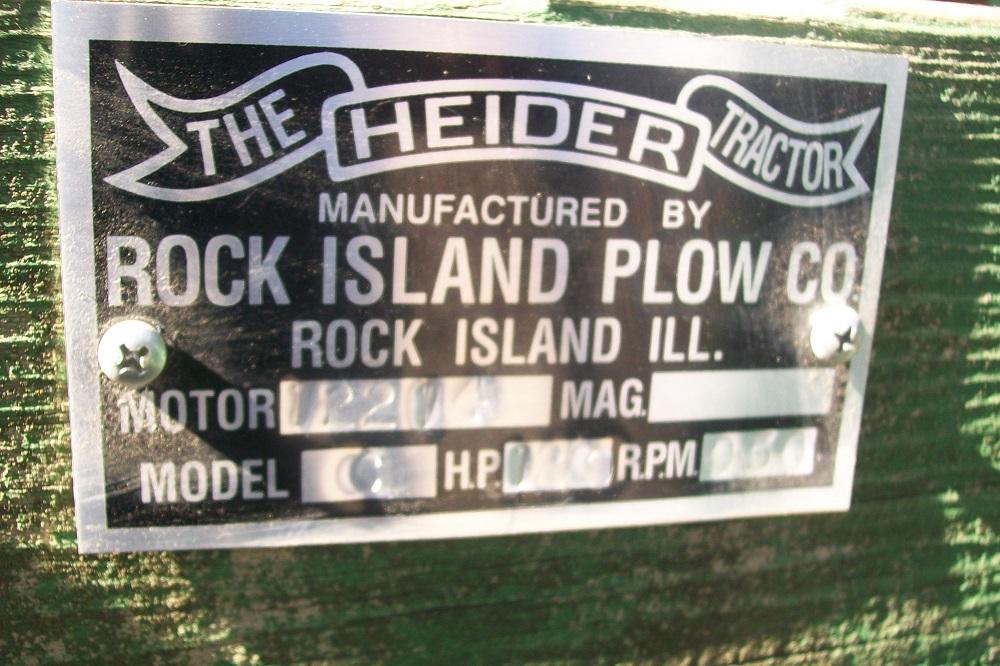 HEIDER1220TRACTOR