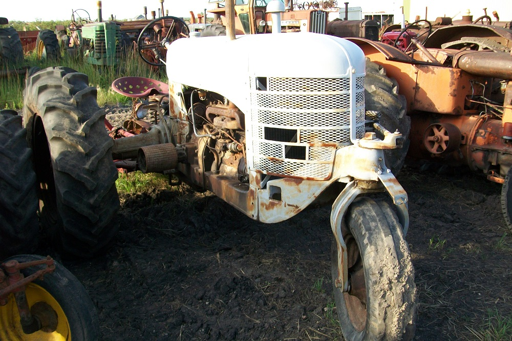 SILVERKING42TRACTOR5636