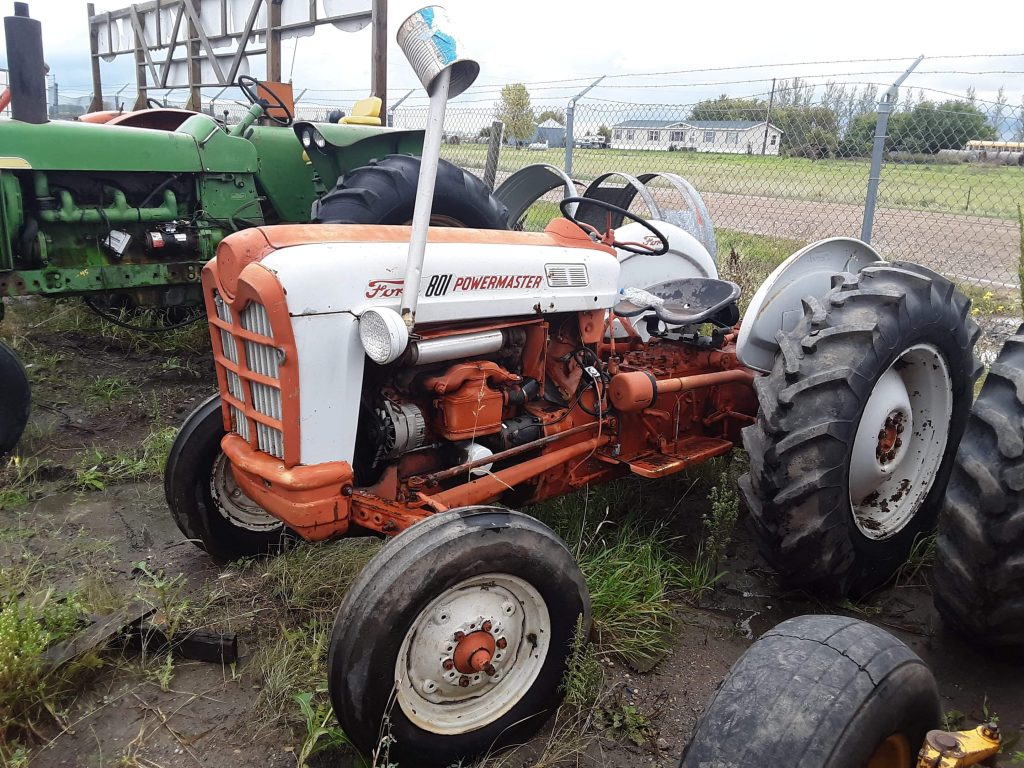 FORD801TRACTORL1234