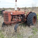 IHSW6TRACTOR250